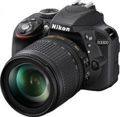 Nikon D3300 DSLR (AF-S 18-105mm VR Lens)