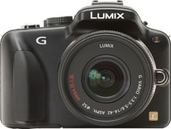 Panasonic Lumix DMC-G3K 16MP Mirrorless Camera (14-42mm Kit Lens)