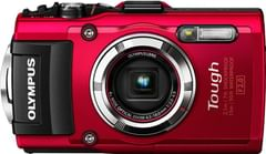 Olympus Tg3 Stylish Camera