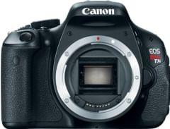Canon EOS Rebel T3i / 600D 18.0 MP Digital SLR Camera (Body Only)