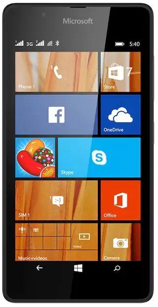 6a16410ba01 Microsoft Lumia 540 Dual SIM Best Price in India 2019, Specs & Review    Smartprix