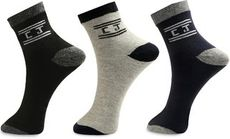 Pack of 3 Ankle Socks by CalvinJones