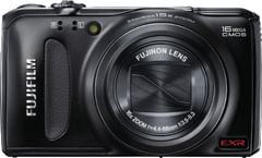 Fujifilm FinePix F500EXR 16MP Point and Shoot Camera