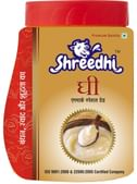 Shreedhi Special Grade Pure Desi Buffalo Ghee (500ml)