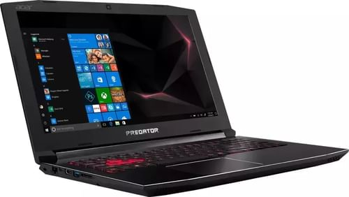 Acer Predator Helios PH315-51 Gaming Laptop (8th Gen Ci7/ 16GB/ 1TB 128GB SSD/ Win10/ 6GB Graph)