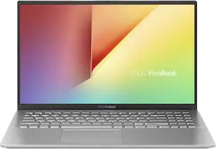 Asus  VivoBook 15 X512FA Laptop (8th Gen Core i3/ 4GB/ 256GB SSD/ Win10)