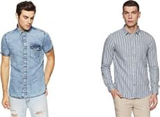 Lee Cooper Men's Casual Shirts: Upto 80% OFF