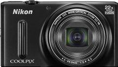 Nikon Coolpix S9600 Point & Shoot