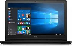 Dell Inspiron 5558 Notebook (5th Gen Ci3/ 4GB/ 1TB/ Win10/ 2GB Graph)
