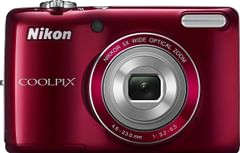 Nikon Coolpix L26 16.1MP Point and Shoot Camera