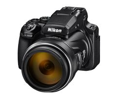 Nikon COOLPIX P1000 DSLR Camera (24 - 3000mm Lens)