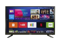 Huidi HD32D1M18 32-inch HD Ready Smart LED TV