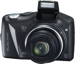 Canon PowerShot SX130 IS Point & Shoot