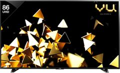 Vu Pixelight PXUHD86 (86-inch) Ultra HD 4K Smart LED TV