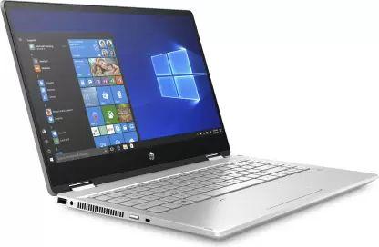 HP Pavilion x360 14-dh1011TU Laptop (10th Gen Core i5 / 8GB/ 1TB 256GB SSD/ Win10)