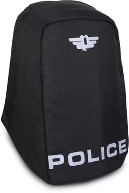 102b6bbd6c7a Police Hull Anti Theft 25 L Laptop Backpack