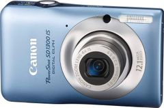 Canon PowerShot SD1300IS 12.1MP Digital Camera