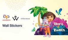 Wall Art & Stickers from Rs. 90 only