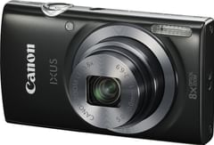 Canon IXUS 160 Point & Shoot