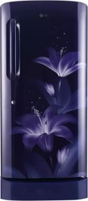 LG GL-D221ABGY 215 L 5 Star Single Door Refrigerator