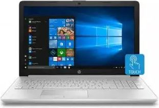 HP 15q-ds0043tu (7SJ49PA) Laptop (7th Gen Core i3/ 4GB/ 1TB/ Win10)