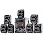 I Kall IK2222 Speaker system 7.1 Channel Cum Home Theater