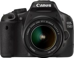 Canon EOS 550D SLR (Kit (EF-S 18-55mm IS II))