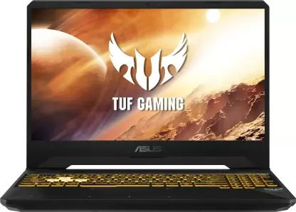 Asus TUF FX505GT-HN101T Gaming Laptop (9th Gen Core i5/ 8GB/ 512GB SSD/ Win10 Home/ 4GB Graph)