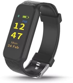 39d6b2164a5 Portronics POR-799 Yogg HR Fitness Band Best Price in India 2019 ...