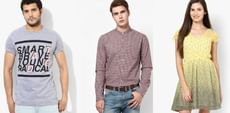 Men's and Women's Clothing Sale   Campus Sutra, Roadster, Hrx and More