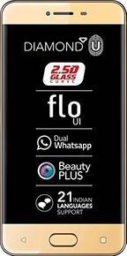 Celkon Diamond U 4G (2GB RAM+16GB)