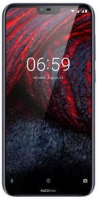 Nokia 6.1 Plus vs Nokia 5.1 Plus (Nokia X5)