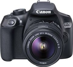 Canon EOS 1300D DSLR Camera (EF-S 18-55 IS II)