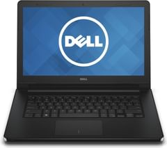 Dell Vostro 14 3458 Notebook (4th Gen Ci3/ 4GB/ 500GB/ Ubuntu)