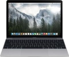 Apple Macbook 12inch MJY32HN/A Notebook (5th Gen Intel Dual Core/ 8GB/ 256GB SSD/ Mac OS X Yosemite)