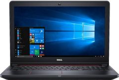 Dell 5577 Notebook (7th Gen Ci7/ 8GB/ 1TB 128GB SSD/ Win10/ 4GB Graph)