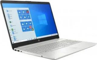 HP 15s-gr0006au Laptop (AMD Ryzen 3/ 4GB/ 1TB HDD/ Win10 Home)