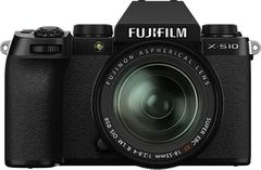 Fujifilm X-S10 Mirrorless Camera (XF 18-55mm)