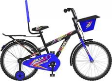 BSA Uppercut 16 T Recreation Cycle  (Single Speed, Black)