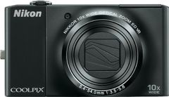 Nikon S8000 Point & Shoot Camera