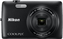 Nikon Coolpix S4300 Point & Shoot