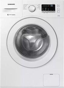 Samsung WW60M206LMW/TL 6Kg Fully Automatic Front Load Washing Machine