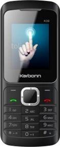 Karbonn K39