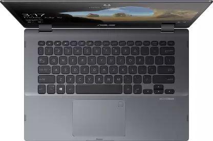 Asus VivoBook Flip TP412FA-EC371TS Laptop (10th Gen Core i3/ 4GB/ 512GB SSD/ Win10 Home)
