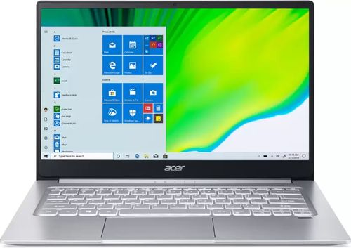 Acer Swift 3 SF314-59-524M NX.A5USI.002 Laptop (11th Gen Core i5/ 16GB/ 512GB SSD/ Win 10 Home)