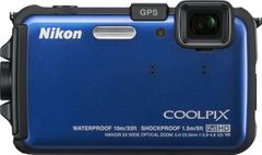 Nikon Coolpix AW100 Point & Shoot