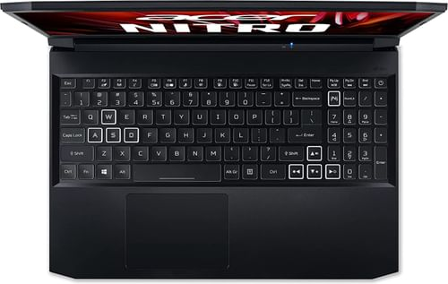 Acer Nitro 5 AN515-56 Gaming Laptop (11th Gen Core i5/ 16GB/ 512GB SSD/ Win10 Home/ 4GB Graph)