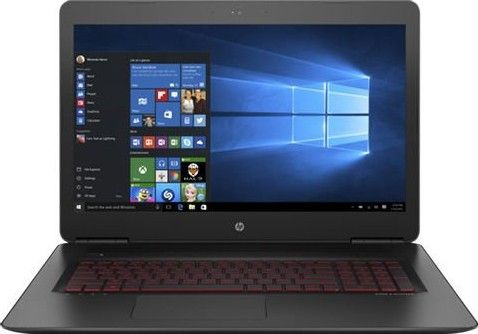 HP Omen 17t Laptop (7th Gen Ci7/ 16GB/ 1TB/ Win10/ 4GB Graph)