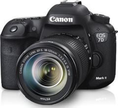 Canon EOS 7D Mark II DSLR Camera (18-135mm IS STM Lens)