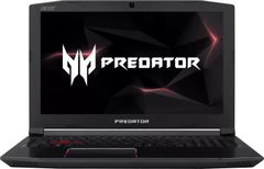 Acer Predator Helios PH315-51 (NH.Q3HSI.009) Laptop (8th Gen Ci7/ 8GB/ 1TB 128GB SSD/ Win10/ 4GB Graph)